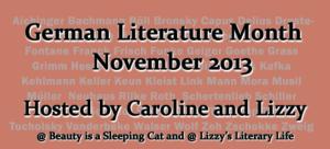 german-literature-month-2013